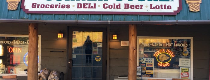 Adirondack Corner Store & Deli is one of Lake Placid.