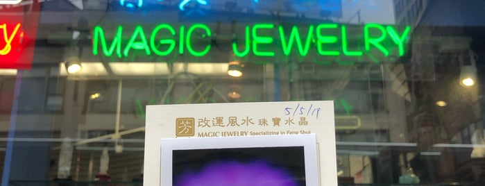 Magic Jewelry is one of NYC SUMMER 19.