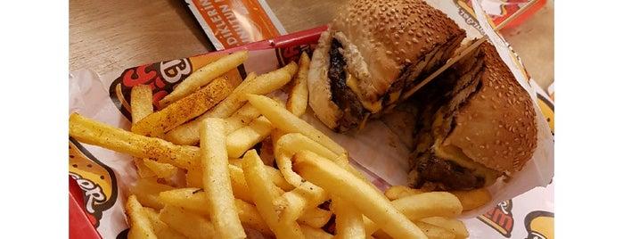 Burger Yiyelim is one of Yeşilköy Florya.