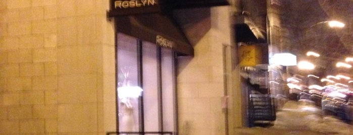 Roslyn is one of Chicago.