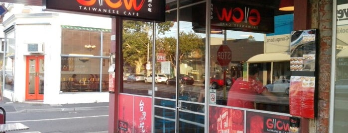 Gllow Taiwanese Cafe is one of Melbourne.