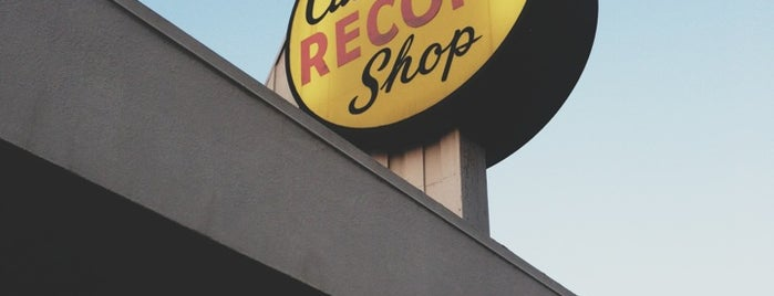 Canterbury Records is one of LA Places.
