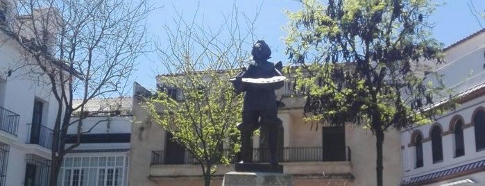 Plaza de Pilatos is one of Seville.