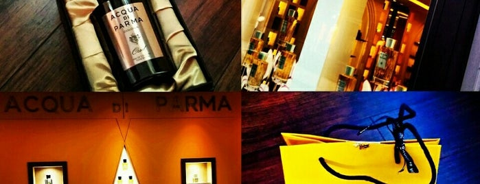 Acqua di Parma is one of Lugares favoritos de Marina.