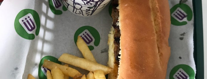 Shuneez is one of Riyadh - BURGERS!!.