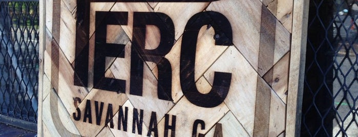 Perc Coffee is one of Savannah.