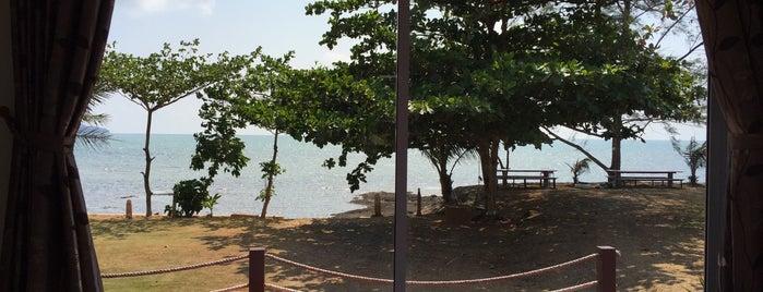 โลมทะเลรีสอร์ท is one of Lieux qui ont plu à Pravit.