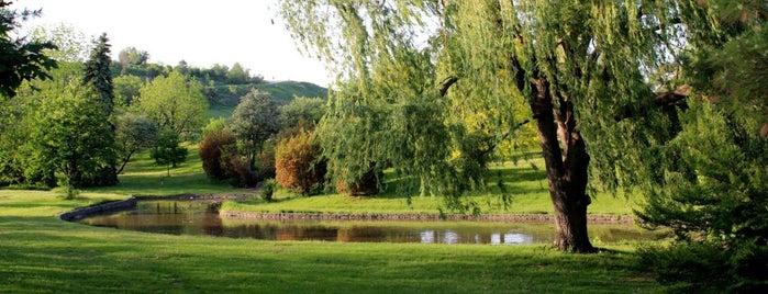 Centennial Park is one of Orte, die Leslie & Pat gefallen.