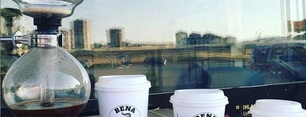 BENA Kahve is one of PNR : понравившиеся места.
