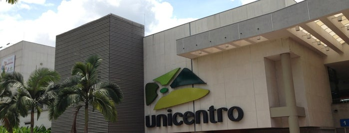 Unicentro is one of Mauricioさんのお気に入りスポット.