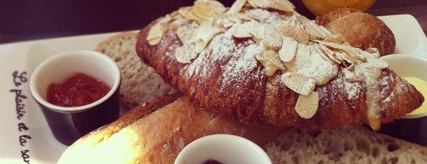 Brioche Dorée is one of Breakfast.