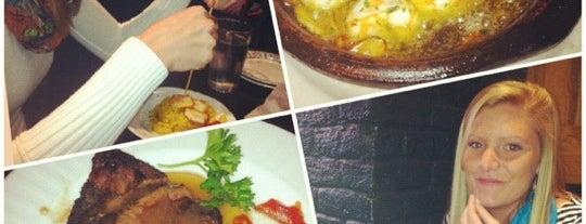 Bodega Spanish Tapas & Lounge is one of Locais salvos de ChefTony.