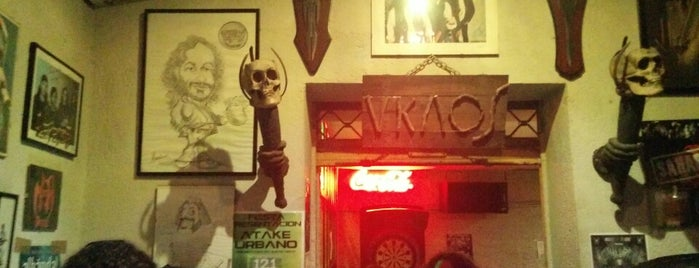 VKaos is one of Rock y Heavy Metal en Madrid.
