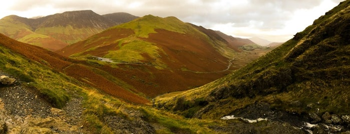 Honister Pass is one of Lugares favoritos de CB.