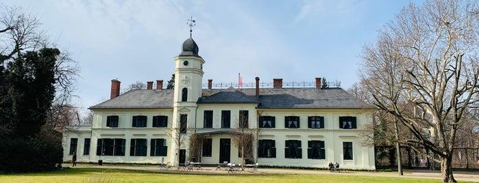 Schloss Britz is one of Tempat yang Disukai Thilo.