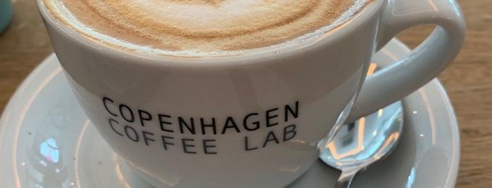 Copenhagen Coffee Lab - Carlsplatz is one of Best of Düsseldorf.
