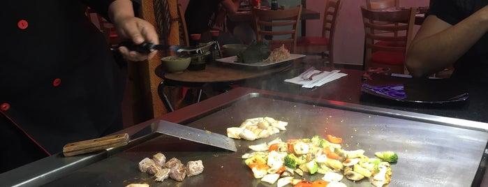 Sushi Tako Oishi is one of สถานที่ที่ Ana ถูกใจ.
