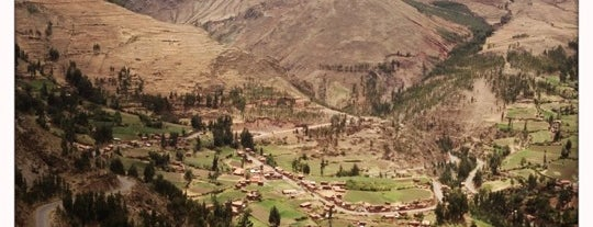 Parque Arqueológico de Pisac is one of Perú.