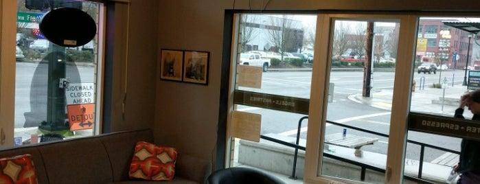 Cascadia Coffee Pub is one of Work.
