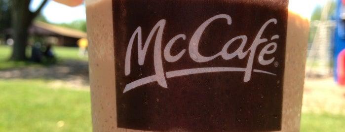 McDonald's is one of George'nin Beğendiği Mekanlar.