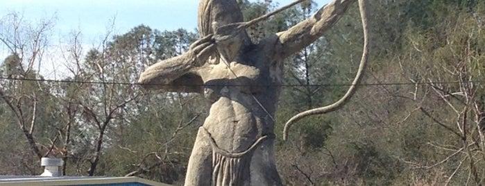 Great Statues of Auburn - Ken Fox is one of Auburn, CA: History, Nature & Craft Beer.