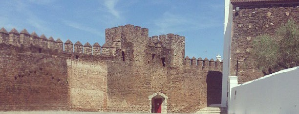 Castelo de Alandroal is one of Pedro'nun Beğendiği Mekanlar.