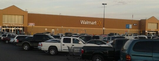 Walmart is one of Guillermo : понравившиеся места.