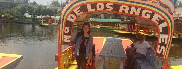 Antiguo Embarcadero Xochimilco is one of Turistear en DF.
