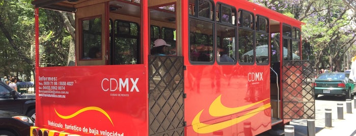 Tranvia Condesa Roma is one of CDMX.