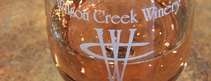 Wilson Creek Winery is one of Emiliy'in Beğendiği Mekanlar.