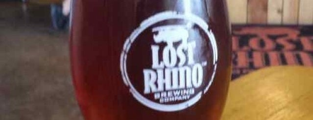 Lost Rhino Brewing Company is one of Loudoun Ale Trail.