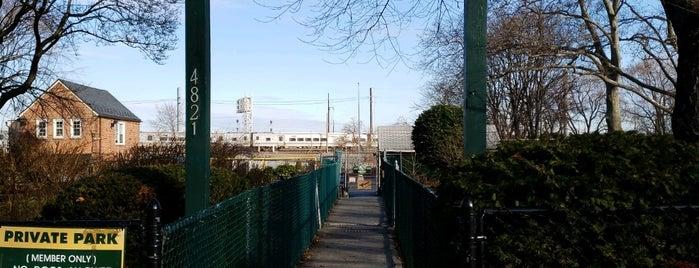Sunnyside Gardens Park is one of Astoria & LIC.