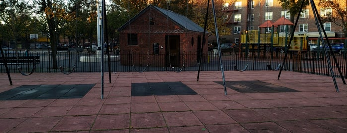 Frank D. O' Conner Playground is one of USA NYC QNS West.