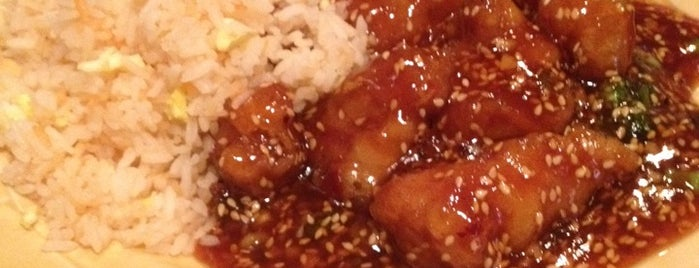 Golden Dynasty Chinese Restaurant is one of Lugares favoritos de KaeLyn.