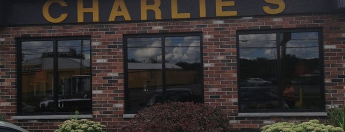Charlie's Restaurant is one of Places to check out in Rochester.