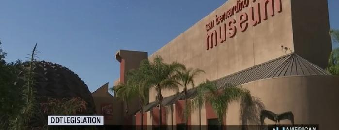 San Bernardino County Museum is one of Подсказки от C-SPAN.