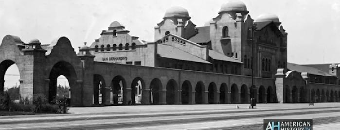San Bernardino History & Railroad Museum is one of Подсказки от C-SPAN.