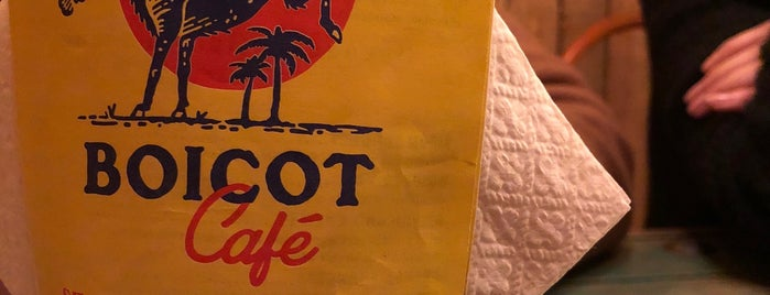 BOICOT Café is one of Comer.