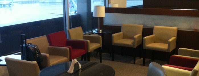 Air France VIP Lounge is one of Locais curtidos por Rafael.