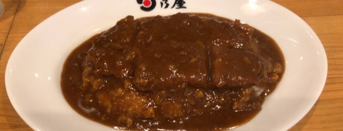Hinoya Curry is one of Lieux qui ont plu à 西院.