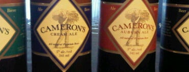 Cameron's Brewing Company is one of Ontario Craft Brewers.