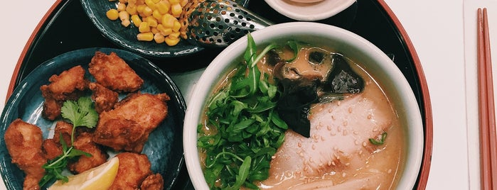Santouka Ramen is one of Good Eats: Boston Edition.