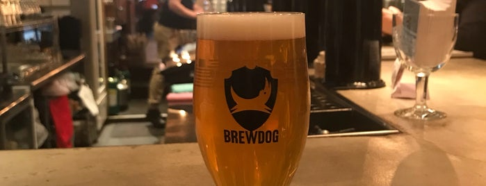 BrewDog Roppongi is one of Craft beer all around the world.