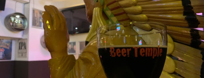 BeerTemple is one of Posti che sono piaciuti a Kalle.
