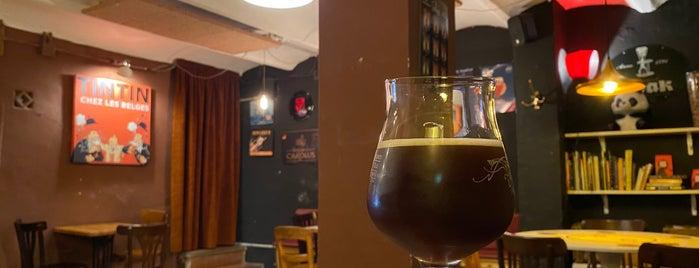 Lambicus Bar is one of Lugares favoritos de Kalle.