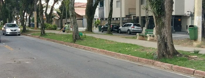 Pista de Caminhada Avenida Tivoli is one of Juliana: сохраненные места.