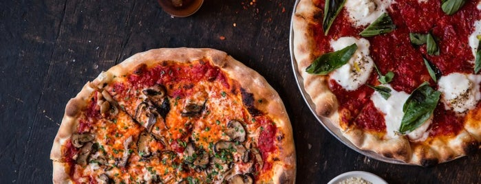 Beretta is one of The 20 Best Pizza Places in SF.