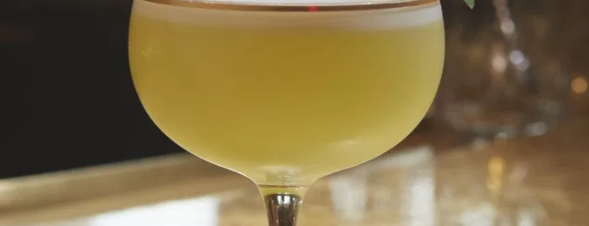 The Clocktower is one of 16 Cocktails You'll Want to Snap, Sip and Share.