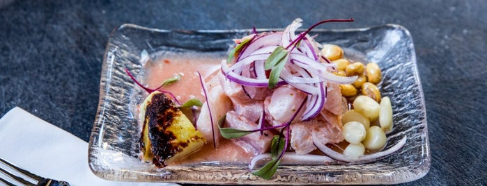 Mochica is one of 9 SF Spots to Get Your Seafood Fix.