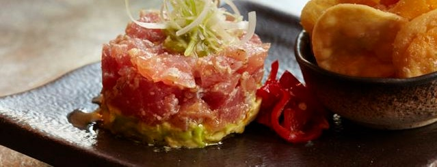 Union Sushi + Barbeque Bar is one of Chicago: Favorite Grub.